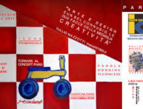 ARTDESIGN FORUM: PROGETTO EVENTO CREATIVO DI SABRINA LENGHI E CRISTIANO RAVASI